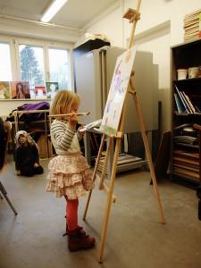 Sommerkurs atelier jeanne im treffpunkt freizeit
